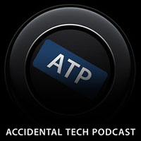 Accidental Tech Podcast cover