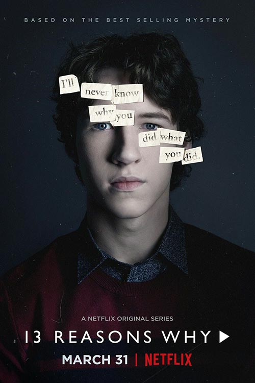 13 Reasons Why cover